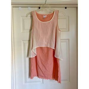 Boutique chiffon dress